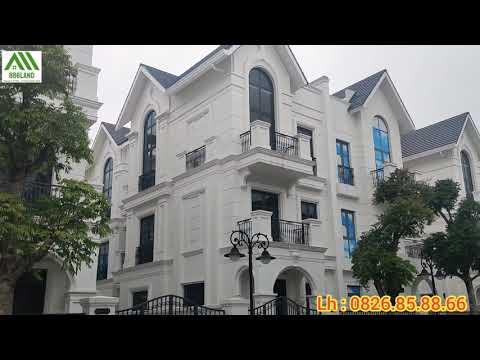 Bán Biệt Thự Song Lập   San Hô Đông Nam 135m2 giá 13 Tỷ Vinhomes Ocean Park   0826858866