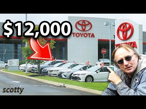 I Just Saved My Customer $12,000 at the Toyota Dealership, Here's How