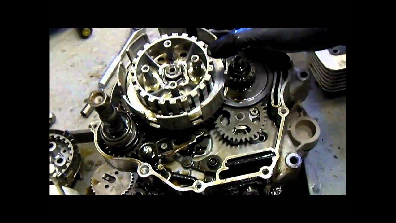 Kawasaki Engine Guard