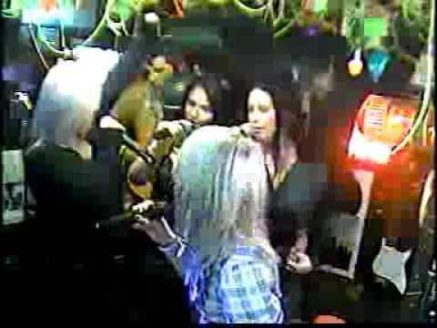Xenia, Steffi , Maren und Lisa @Togo bar - Karaoke :-D