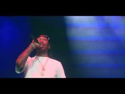 Future Performs Live At 102 JAMZ' 2013 SuperJam Concert