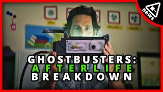 Why this One Ghostbusters: Afterlife Detail is Blowing Fans' Minds! (Nerdist News w/ Dan Casey)