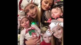 Teen Mom OG and 2 Christmas 2016
