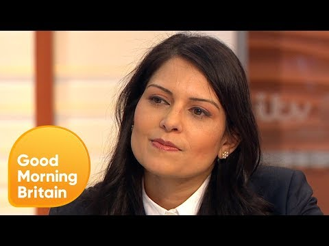 Priti Patel: Why I Resigned From the Government | Good Morning Britain