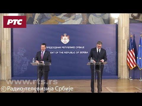 Vučić Grenelu: Ne
