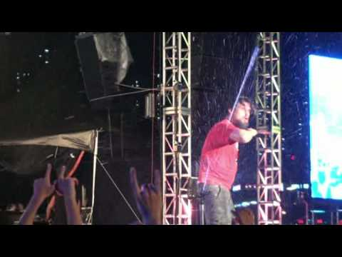 THE HAUNTED -ALL AGAINST ALL (BUSAN INTERNATIONAL ROCK FESTIVAL 2010)