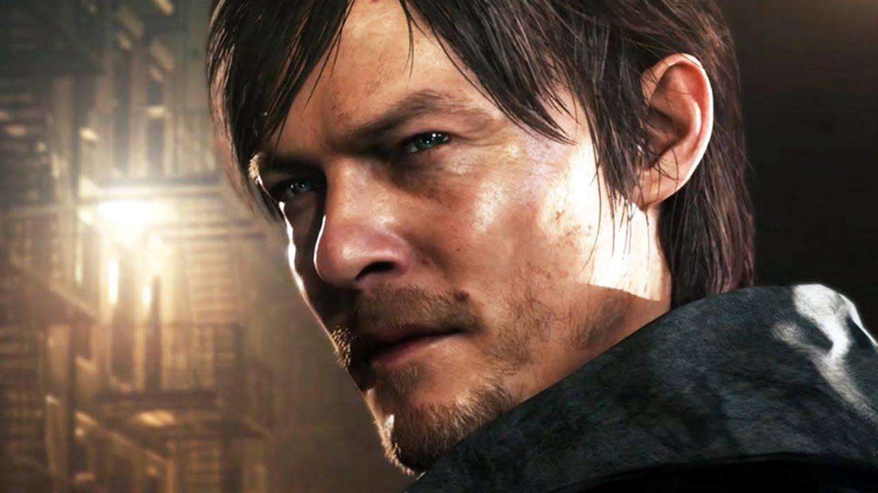Silent Hills Trailer Gamescom 2014 1080p Youtube
