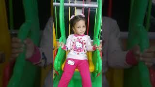 Video Si Cantik Callysta main ayunan ditaman bermain (playing in the playground)#2 download MP3, 3GP, MP4, WEBM, AVI, FLV Mei 2018