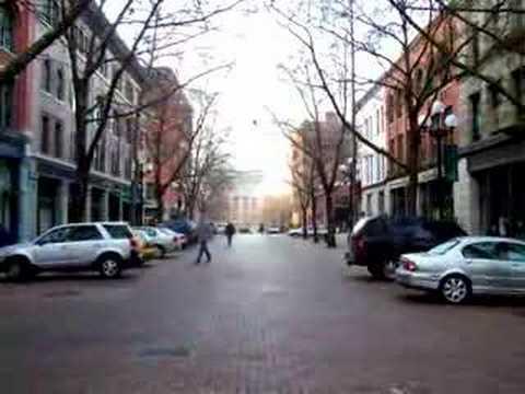 Pioneer Square Seattle Washington Real Estate