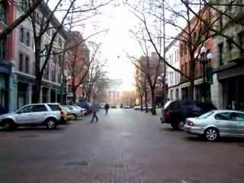 Pioneer Square Seattle Washington Real Estate