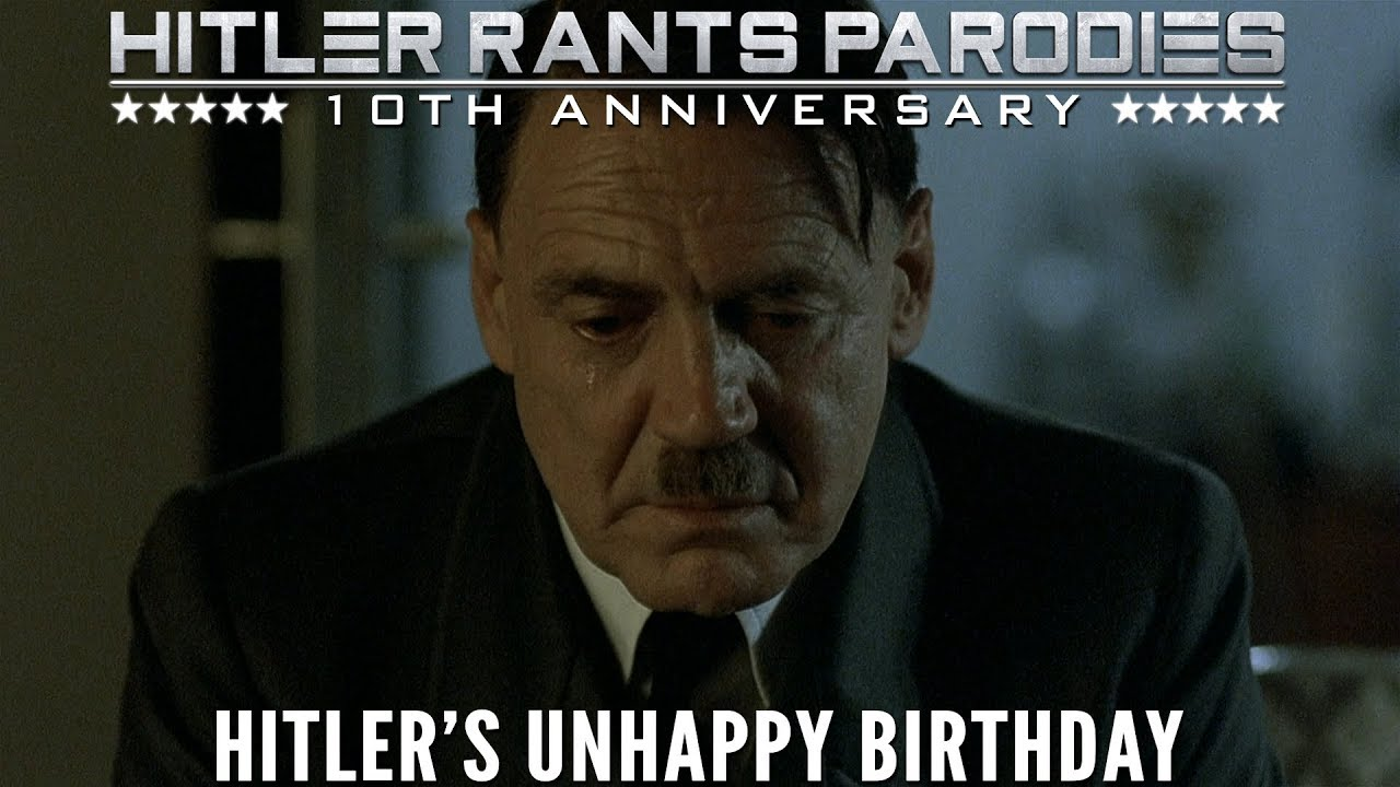 Hitler's Unhappy Birthday
