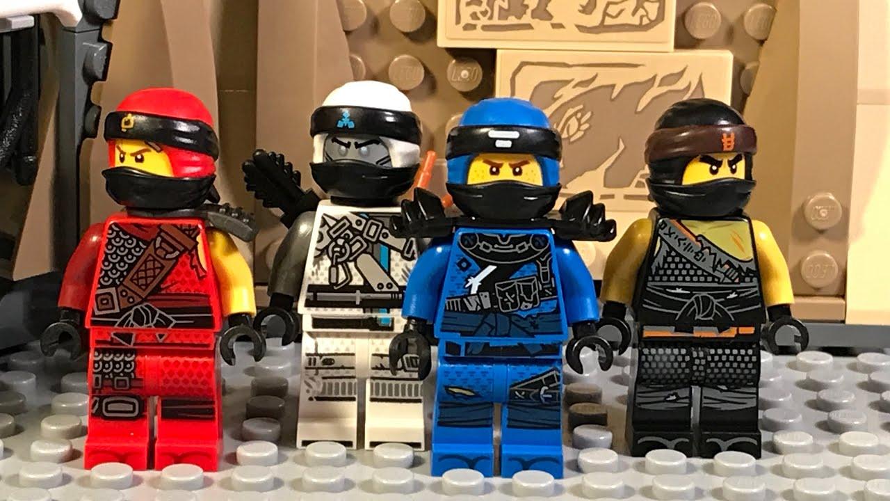 LEGO Ninjago Hunted EPISODE 1- A New Realm - YouTube