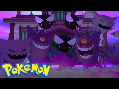 WHO'S YOUR FAMILY? MEGA GENGAR, HAUNTER E GASTLY NO MINECRAFT ( Pixelmon )