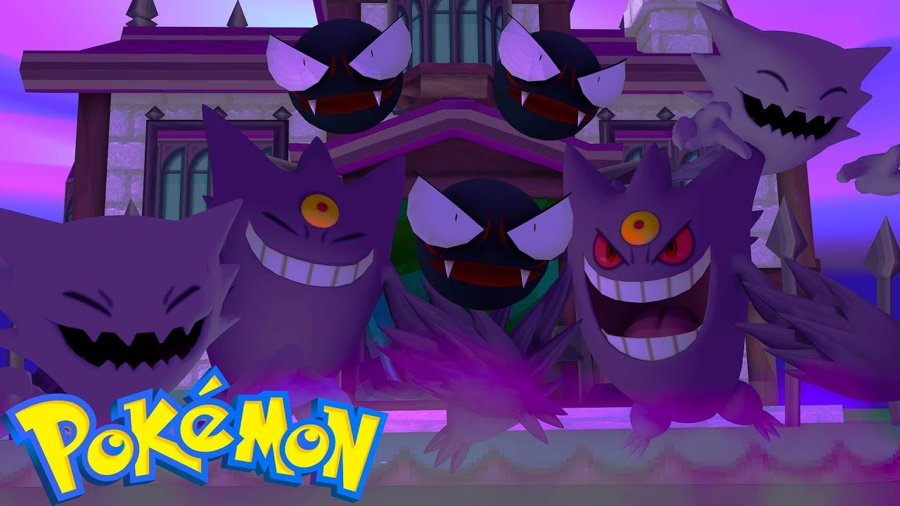 Whos Your Family Mega Gengar Haunter E Gastly No Minecraft