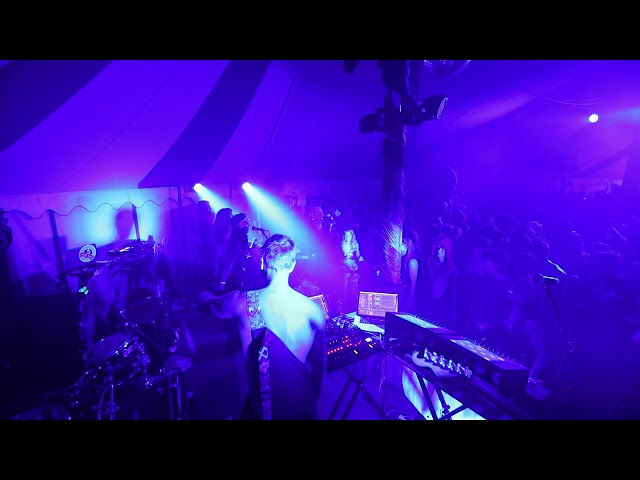Don Johnston Live - Ecstatic @ Shambala - August 2019