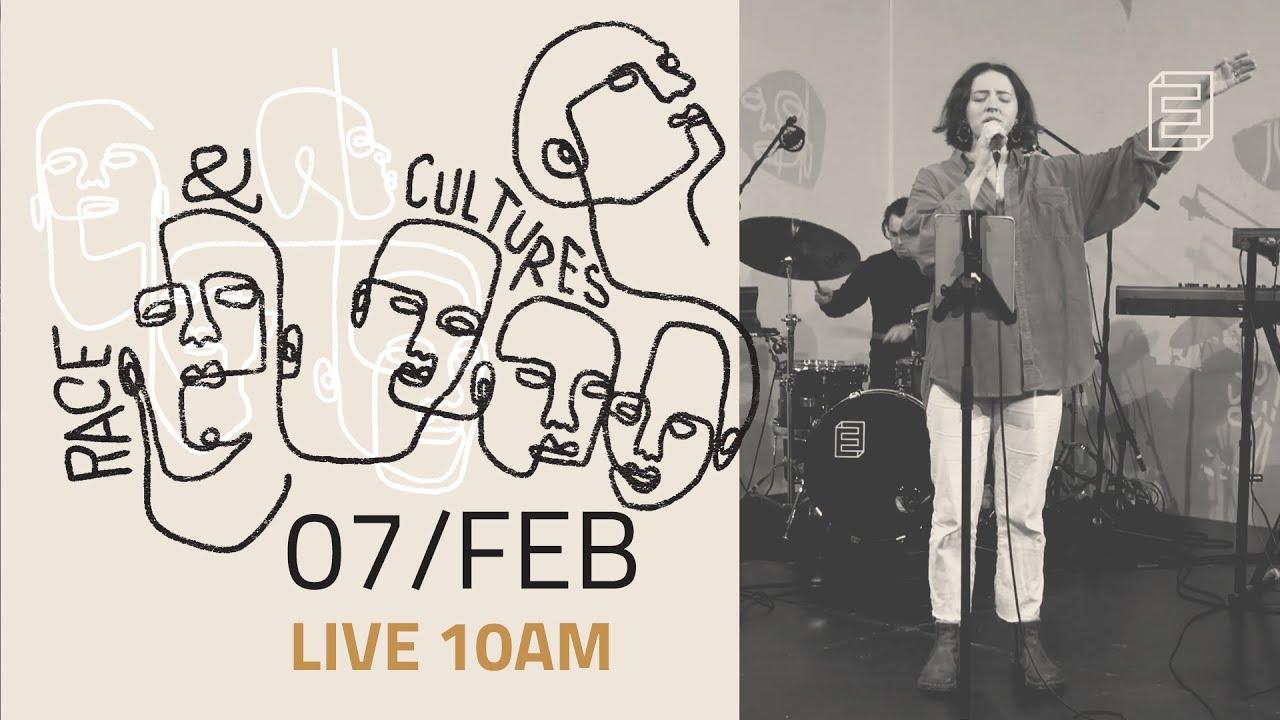 Emmanuel Live Online Service // 7th Feb 2021 Cover Image