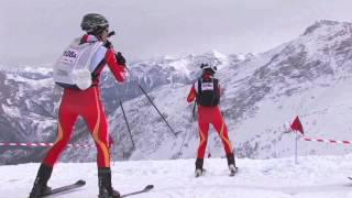 Campeonato del Mundo de Esquí de Montaña, Prueba por Equipos