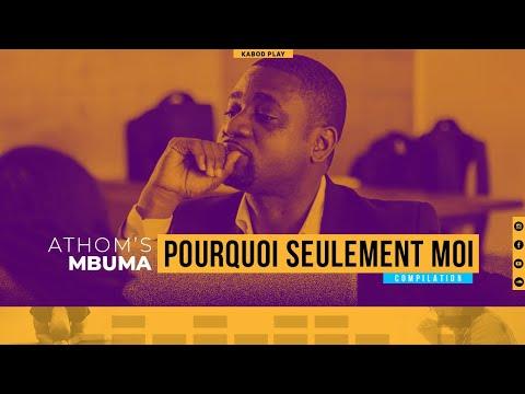 ATHOM'S MBUMA - POURQUOI SEULEMENT MOI / PASOLA LOLA / TU ES PLUS GRAND / ALPHA OMEGA (LIVE MUSIC)