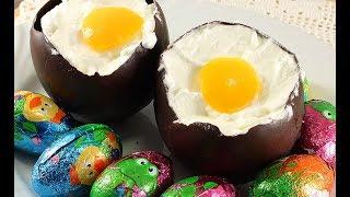 Пирожное /Шоколадные Яйца /Удивительно Вкусно