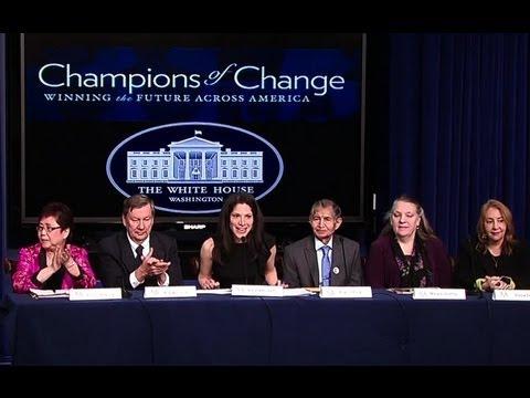 Champions of Change: Cesar Chavez Legacy