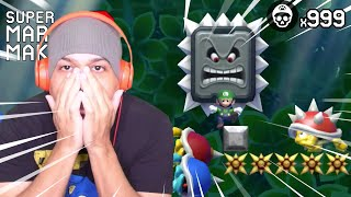 I HAVEN'T DIED THIS MUCH SINCE 2020! [SUPER MARIO MAKER 2] [#87]