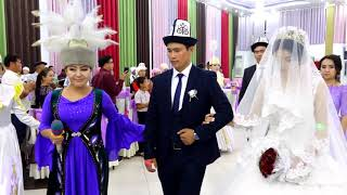 Жалал - Абад  той  Мыктыбек и Нурпери 26.08.20182часть