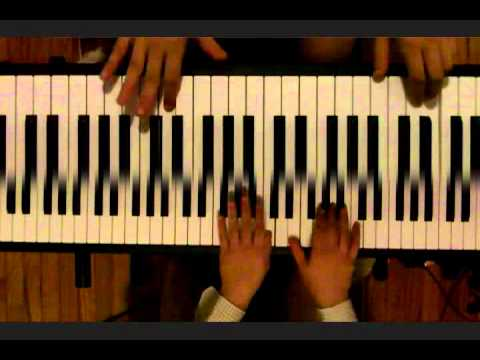 Animal Collective - My Girls (Piano Cover)