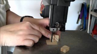 Build A Tiny Bandsaw Box