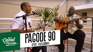 PÉRICLES E SALGADINHO - POUT POURRI - PAGODE ANOS 90