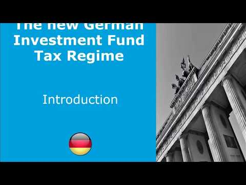 Link'n Learn - Introduction to the new German Investment Tax Act Reform