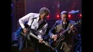 Carl Perkins - Blue Suede Shoes (Live Elvis Tribute Show 1994)