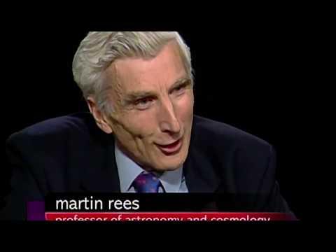Martin Rees interview (2003)