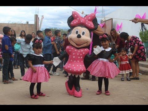 🎂 Fiesta de 👧🏻  3 años en Santa Clara, SLP [15.10.2017] 🎷  Primos de Illescas