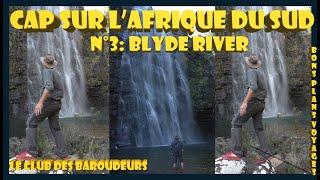 CAP SUR L'AFRIQUE DU SUD N°3: BLYDE RIVER (carnet de Voyage)
