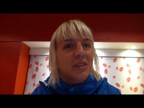 180917   with Elena Morozova of the Russian Women's National Team 1080p HD