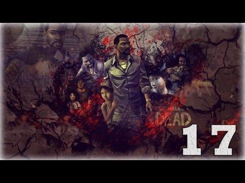 Смотреть прохождение игры The Walking Dead: Episode 4. Серия 17 - Ходячие! За каждым углом.