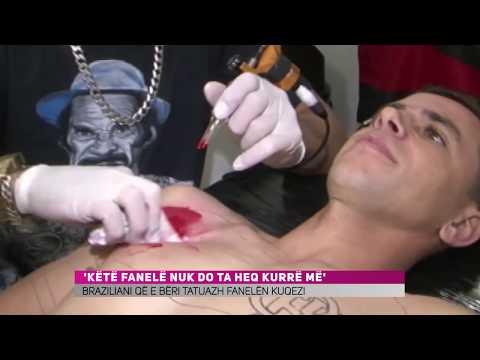 Braziliani Që E Bëri Tatuazh Fanelën Kuqezi - LIFESTYLE ZICO TV