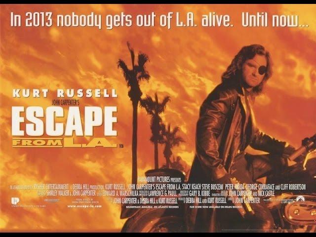 Flucht aus L.A. - Trailer Deutsch 1080p HD