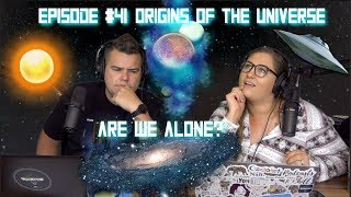 Gambar cover Origins Of The Universe: Theories & Conspiracies - Podcast #41