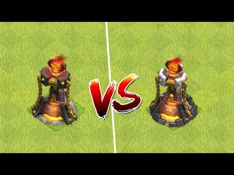 INFERNOTURM - ALT vs NEU! || CLASH OF CLANS || Let's Play CoC [Deutsch German]
