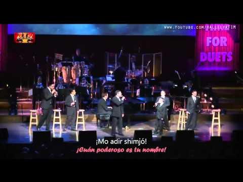 Hasc 24 - Shalsheles Medley - Por: Shalsheles y Shalsheles Jr. - Con subtítulos
