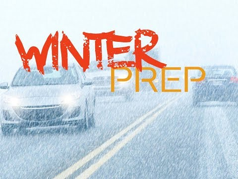 Winter car preparation steps - Winter is coming