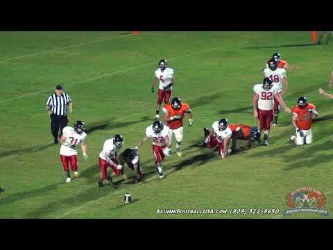 William Blount vs Heritage (Highlights) 10-14-17
