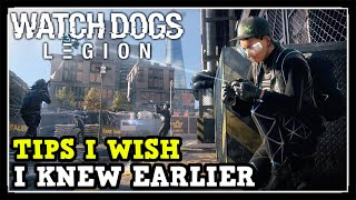 Tips I Wish I Knew Earlier for Recruitment in Watch Dogs Legion (Tips & Tricks)