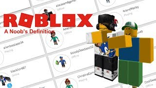 "Discussion Video: The Roblox Community's Definition of ""Noob"""