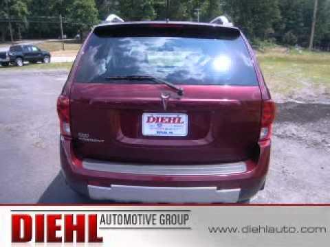 2007 Pontiac Torrent - BUTLER PA