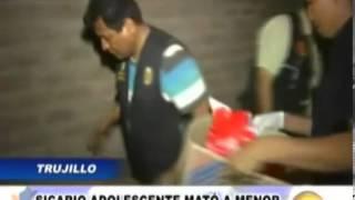 Así fue el asesinato en Víctor Larco