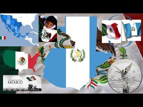 6 Razones por las cuales Guatemala debería formar parte de México