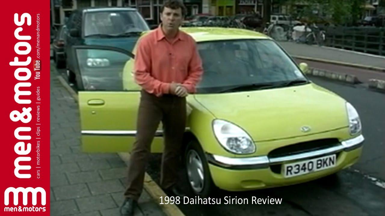 1998 daihatsu sirion review