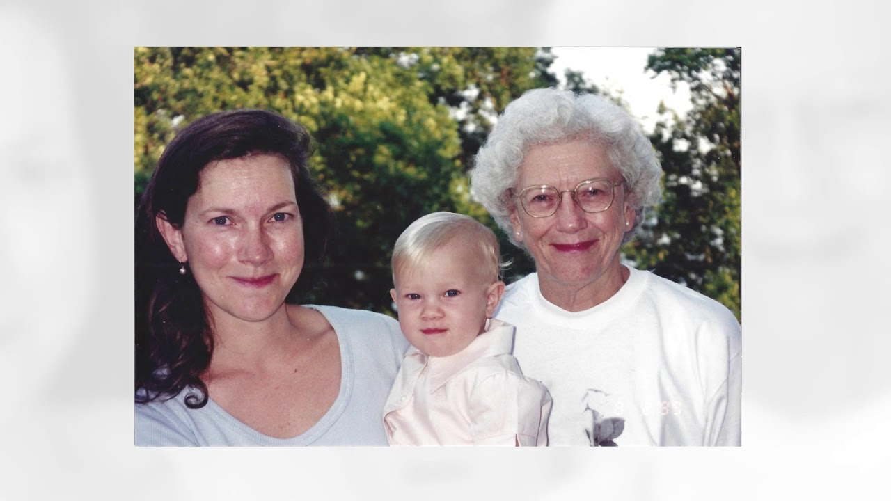 Grandmothers 90th Birthday